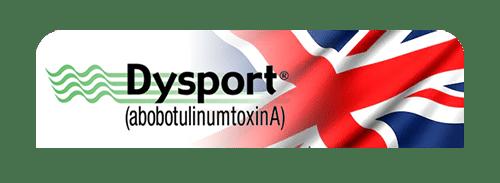Botox ยี่ห้อ Dysport อังกฤษ