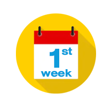 สัปดาห์แรก
