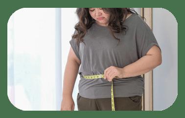 ทำให้เรารู้ว่าเรามีความเสี่ยงในการเกิดโรคต่างๆเนื่องจากอยู่ในภาวะโรคอ้วนได้