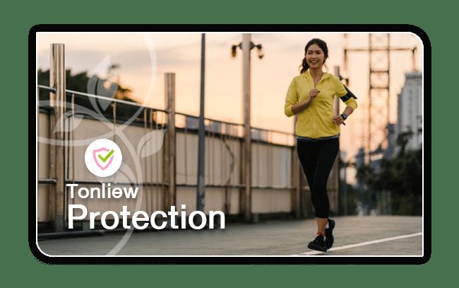 วิตามินที่ช่วยเพิ่มภูมิคุ้มกันในร่างกาย (Tonliew Protection)