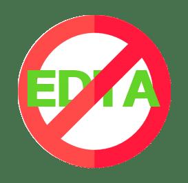 แพ้สาร EDTA